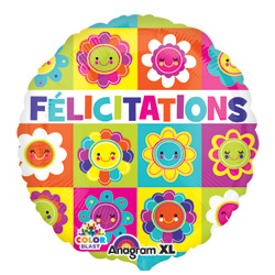 JHX FELICITATIONS FLOWERS