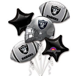 BQT OAKLAND RAIDERS TC