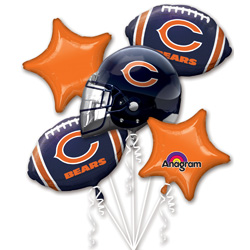 BQT CHICAGO BEARS TC
