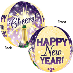 16A HNY CHEERS ORBZ