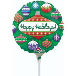 09A HOLIDAY ORNAMENTS