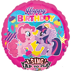 28A SAT MY LITTLE PONY