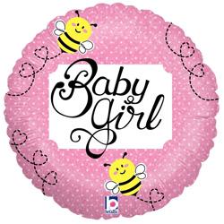 09B BABY GIRL BEE HOLO