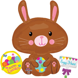 29A EASTER BUNNY W/ EGG