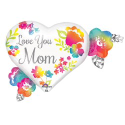 27A LOVE YOU MOM WATERCOLOR
