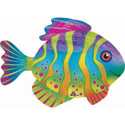 33A COLORFUL FISH (HOLO)