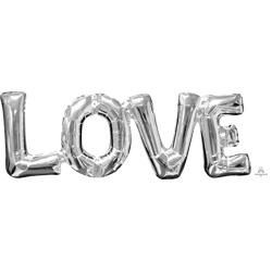 25A LOVE PHRASE SILVER