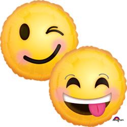 HX EMOTICON SMILE