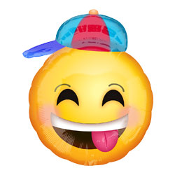 JR SHP HPY EMOTICON HAT