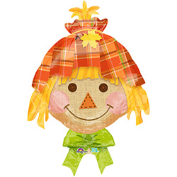 JR SHP HAPPY SCARECROW