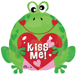 18A JR SHP KISS ME FROG