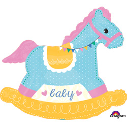 29A BABY ROCKING HORSE