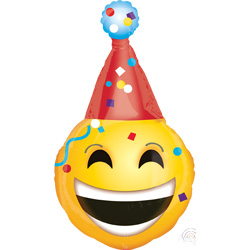39A EMOTICON PARTY HAT
