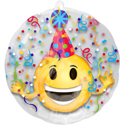 29A EMOTICON PARTY HAT INSIDER