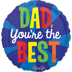HX DAD YOU RE THE BEST