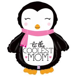 28B COOLEST MOM PENGUIN