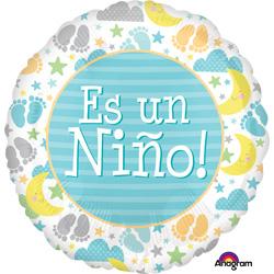 HX ES UN NINO BABY BOY