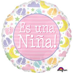 HX ES UN NINO BABY GIRL