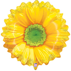 24B BRIGHT FLOWER YELLOW