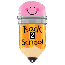 32B BACK 2 SCHOOL PENCIL