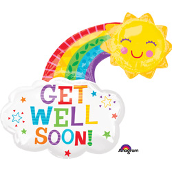 30A GET WELL SOON RAINBOW