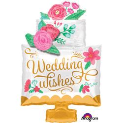 30A WEDDING WISHES CAKE