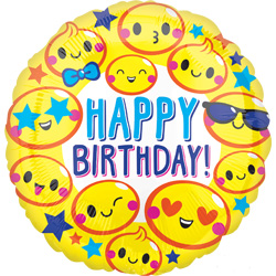 21A HBD EMOTICON FUN CB XL