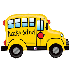 32B BACK 2 SCHOOL BUS