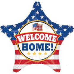 HX WELCOME HOME PATRIOTIC