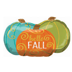 29A HELLO FALL PUMPKINS