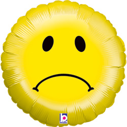 18B SAD SMILEY