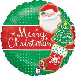 18B CHRISTMAS COOKIES