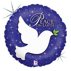 18B PEACE ON EARTH (HOLO)
