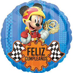 HX MICKEY FELIZ CUMPLEANOS