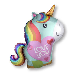 18A JR SHP UNICORN LOVE