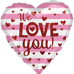 HX WE LOVE YOU HEARTS