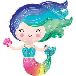 30A COLORFUL MERMAID