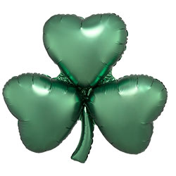 29A SATIN EMERALD SHAMROCK