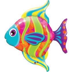 43P FASHIONABLE FISH (FL)