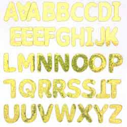 "1"" ALPHA 40/SHT GOLD HOLO (1)"