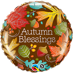 18P AUTUMN BLESSINGS