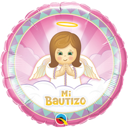 18P MI BAUTIZO ANGEL NINA
