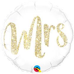 18P MRS GLITTER GOLD