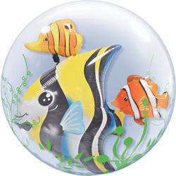 24P SEAWEED TROPICAL FISH
