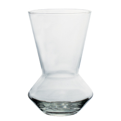 "6 3/8"" Fusion Vase Crystal (1)"