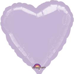 18A HEART LILAC