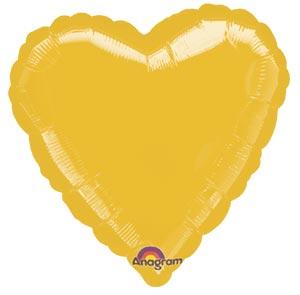18A HEART-GOLD/GOLD