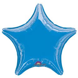 19A STAR- BLUE