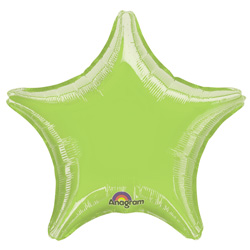 19A STAR- LIME GREEN