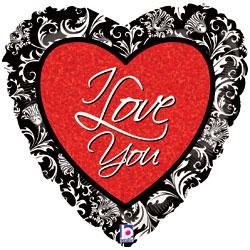 09B DAMASK LOVE